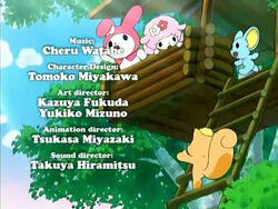 Onegai! My Melody! Kuru Kuru Shuffle! - Ending 1
