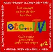 Etc... TV Vol. 2 (Portada)