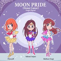 Salomé Anjarí - Moon Pride (Honor lunar)