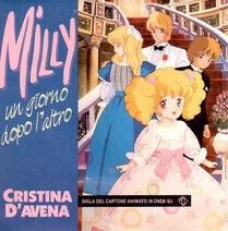 Milly, un giorno dopo l'altro (portada)