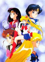 Sailor Moon (1994 calendar 01)