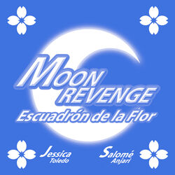 Moon Revenge-Escuadrón de la Flor - Portada
