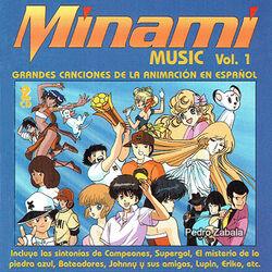 Minami Music Vol. 1 - frontal