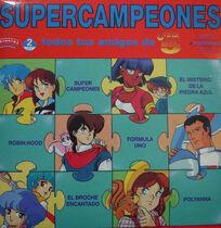 Supercampeones:todos tus amigos de Tele 5 - Frontal