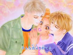 Peach Girl - Cierre