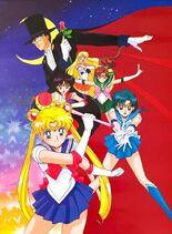 Sailor Moon (póster 01)