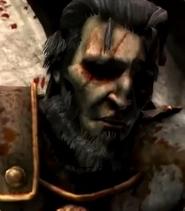 Soldado loco - God of War Ghost of Sparta