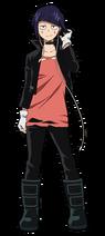 Kyoka Jiro Traje de héroe 1.0