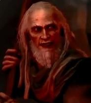 Sepulturero - God of War Ghost of Sparta