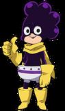 Minoru Mineta Traje de héroe