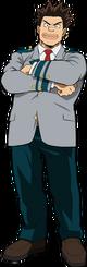 Rikido Sato Uniforme