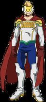 Mirio Togata Traje de héroe