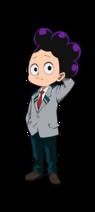 Minoru Mineta Uniforme
