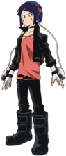 Kyoka Jiro Traje de héroe 2.0