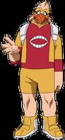 Koji Koda Traje de héroe 2.0