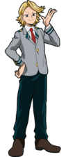 Yuga Aoyama Uniforme