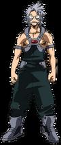 Tetsutetsu Traje de héroe