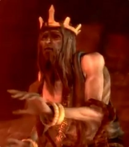 Rey Midas - God of War Ghost of Sparta