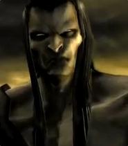 Tánatos - God of War Ghost of Sparta