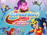 DC Super Hero Girls: Leyendas de Atlantis