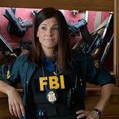 Agente Sarah Ashburn (<a href=