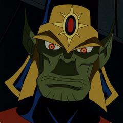 Comandante Skrull en <a href=