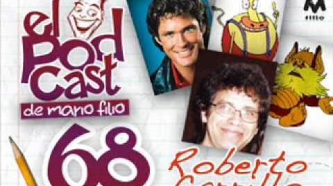 Entrevista a Roberto Carrillo en el Podcast de Mario Filio