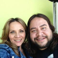 Maggie Vera y Ricardo Méndez (Silverstar). (08/05/15)