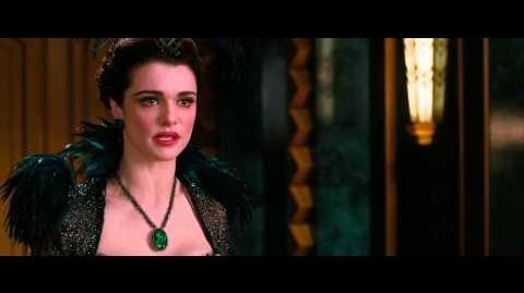 Oz, El Poderoso Theodora y Evanora