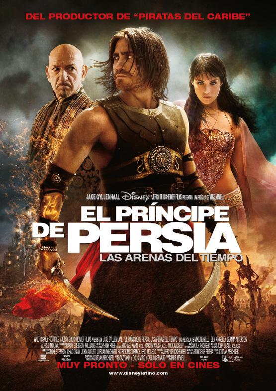 El Principe de Persia: Las Arenas del Tiempo [2010] [1080p BRrip] [Latino-Inglés] [GoogleDrive]