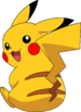 Pikachu BW