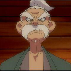 Abuelo de Shun en <a href=