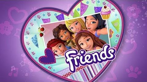 LEGO FRIENDS (AMIGAS) - CAPITULO - AMIGAS DE LA SELVA