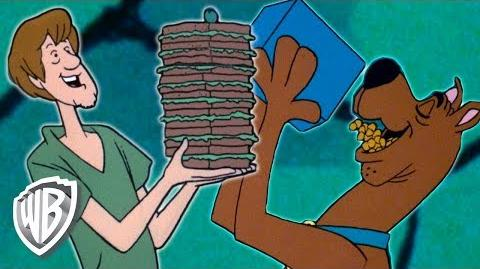 Scooby-Doo! Where Are You? en Español tomar un bocadillo!
