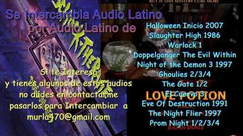 Shock Therapie 1987 Doblaje Latino