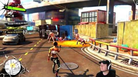 Sunset Overdrive Ep