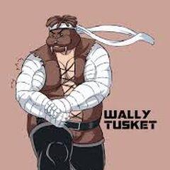 Wally Tusket en <a href=