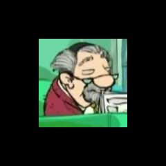 Abuelo Saúl en <a href=