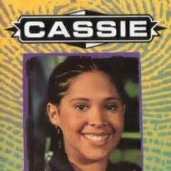 Cassie en <a href=