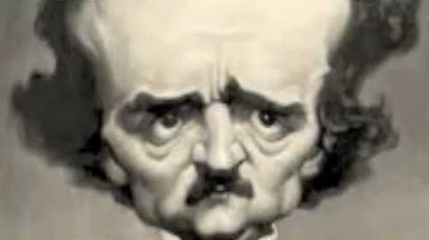 """Edgar Allan Poe """"El Cuervo"""" La Cuarta Pared."""