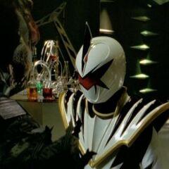 Ranger Blanco Malvado en <a href=