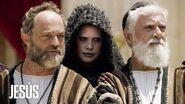 Jesús Caifás asegura que Jesús está dominado por un demonio