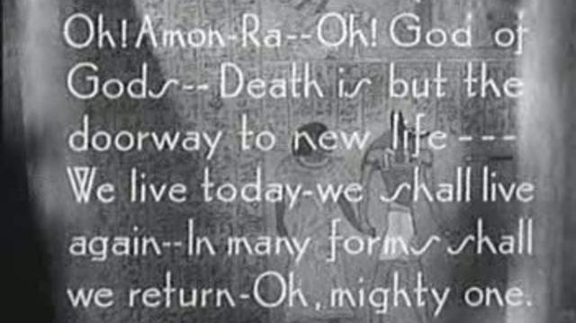 La momia ( 1932)