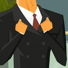 Señor Ridgemount en <a href=