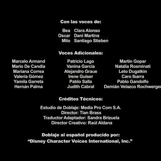 Créditos de la tercera temporada (Cap18)