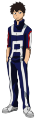 Sen Kaibara Anime Profile MHA