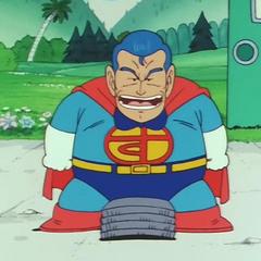 Kenta Karaaku/El Hombre más Poderoso (Suppaman) también en <a href=