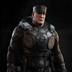 Coronel Victor Hoffman en <a href=