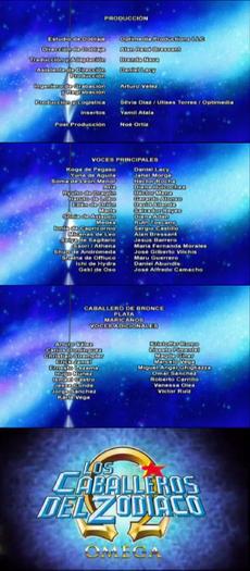 Credito SSO DVD