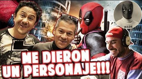Doblaje Deadpool